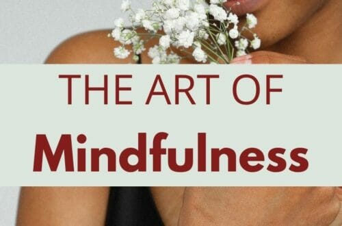 Practice mindfulness and breathe