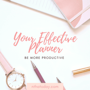Your Effective Planner